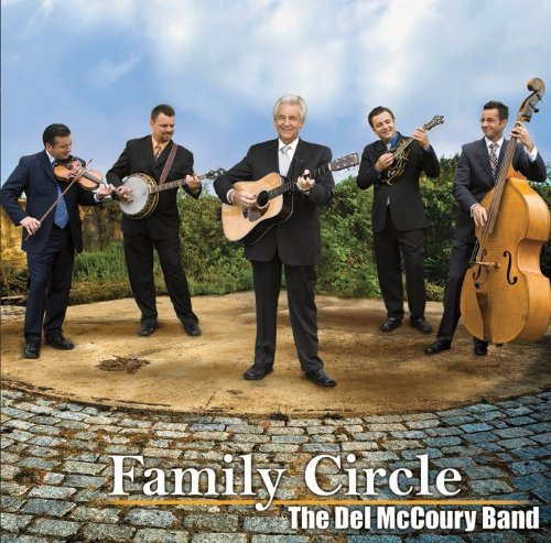 The Del Mccoury Band Family Circle