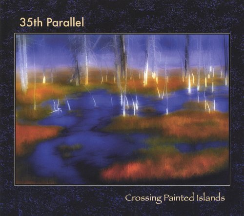 35th Parallel Crossing Painted Islands Local
