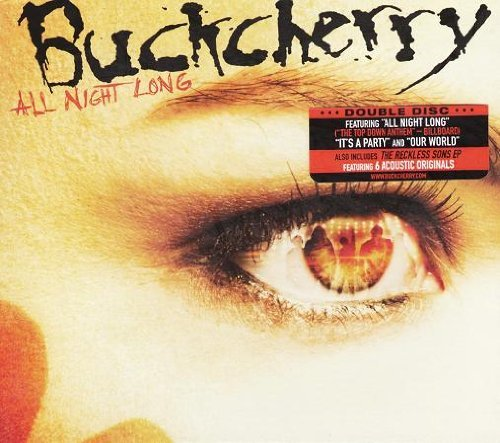 Buckcherry All Night Long Deluxe Edition 2cd