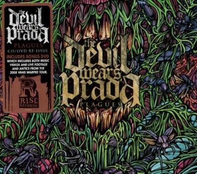 Devil Wears Prada Plagues (re Release) Incl. Bonus DVD