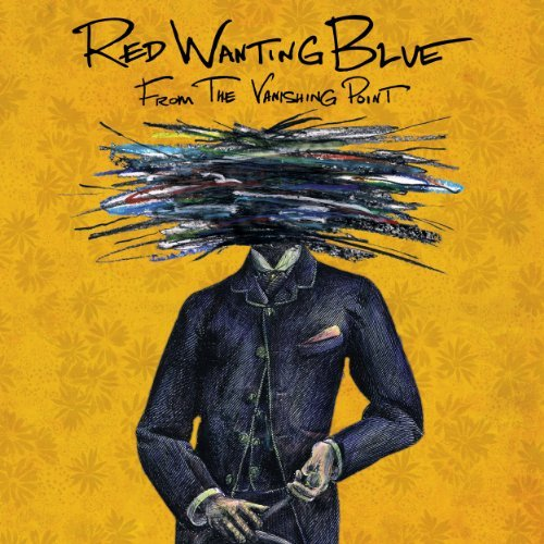 Red Wanting Blue From The Vanishing Point