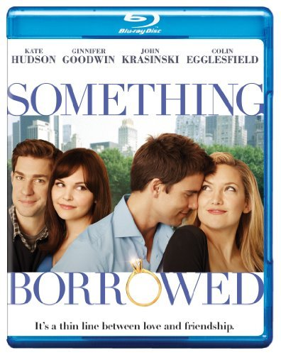 Something Borrowed Hudson Goodwin Karasinski Blu Ray Movie Only Edition