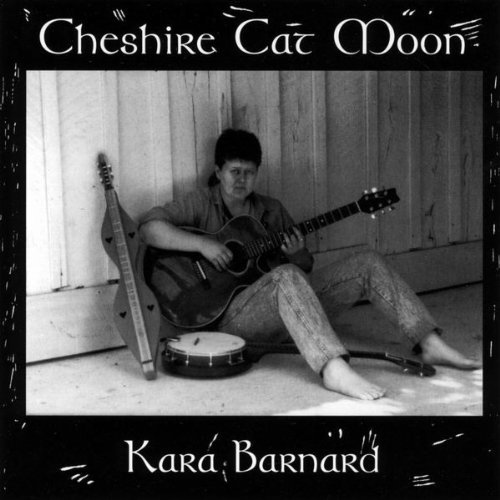 Kara Barnard Cheshire Cat Moon