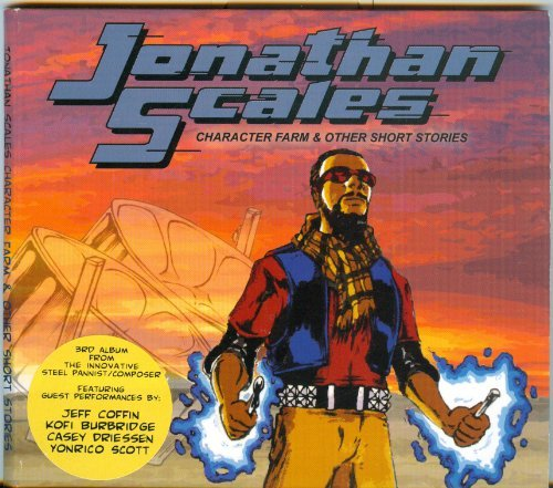 Jonathan Scales Character Farm & Other Short Stories