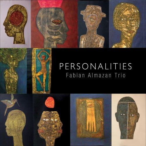 Fabian Almazan Personalities 6 Panel Digipak