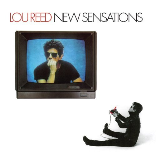 Lou Reed New Sensations