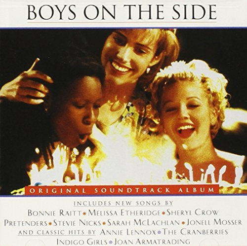 Various Artists Boys On The Side Crow Etheridge Pretenders Raitt Nicks Cranberries Lennox
