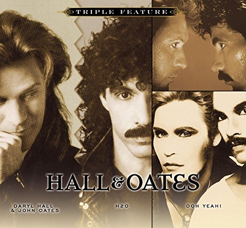 Hall & Oates Triple Feature