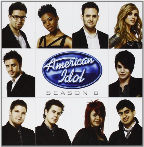 American Idol Season 8 Wal Mart Exclusive