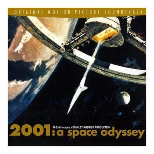 2001 A Space Odyssey Soundtrack Import Arg Incl. Bonus Tracks