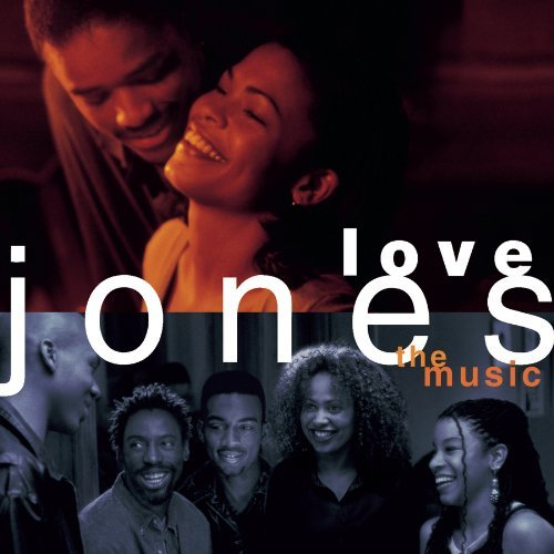 Various Artists Love Jones Maxwell Farris Groove Theory Xscape Brand New Heavies