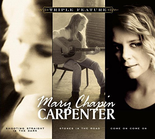 Mary Chapin Carpenter Triple Feature 3 CD