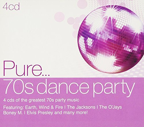 Pure 70's Dance Party Pure 70's Dance Party Import Gbr