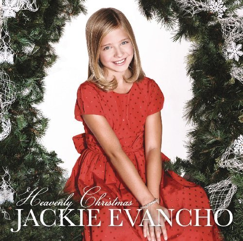 Jackie Evancho Heavenly Christmas Import Aus
