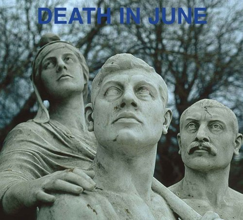 Death In June Burial Digipak