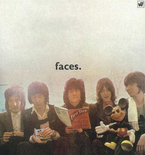 Faces First Step Import Jpn Lmtd Ed. Paper Sleeve