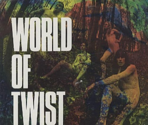World Of Twist Sons Of The Stage [single Cd]