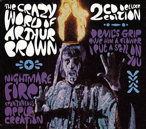 Arthur Brown Crazy World Of Arthur Brown Import Gbr 2 CD