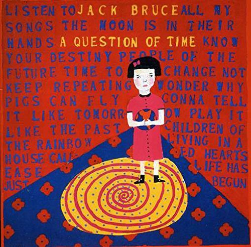 Jack Bruce Question Of Time Import Gbr