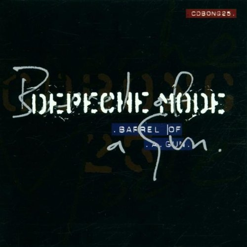 Depeche Mode Barrel Of A Gun Pt. 1 Import Gbr