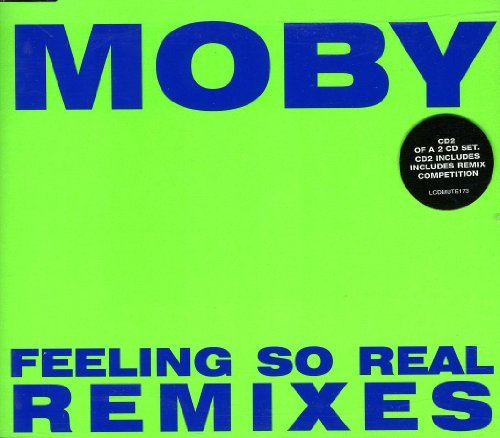 Moby Feeling So Real (remix) Import Gbr