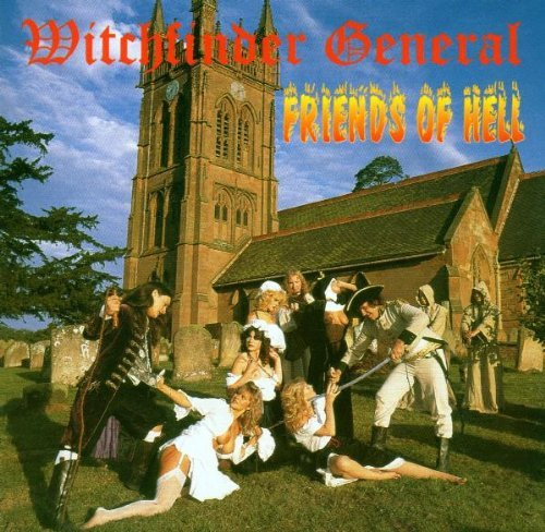 Witchfinder General Friends Of Hell Import Gbr