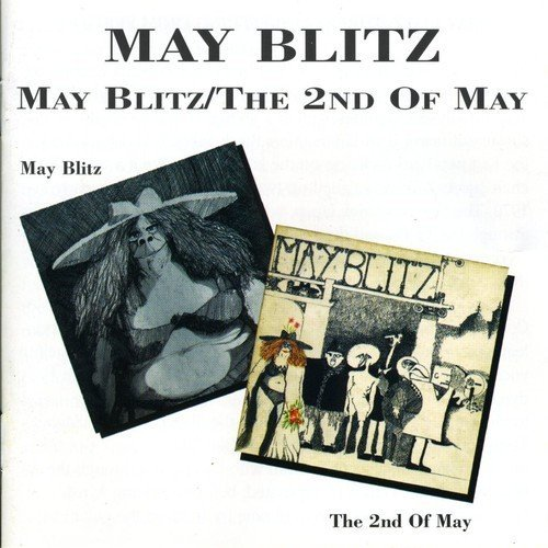 May Blitz May Blitz 2nd Of May Import Gbr 2 On 1