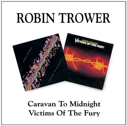 Robin Trower Caravan To Midnight Victims Of Import Gbr 2 On 1