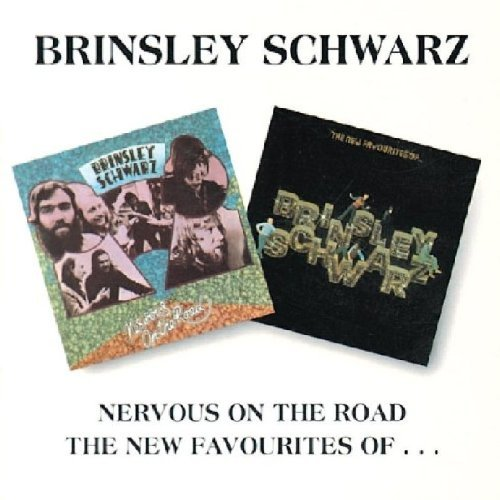 Brinsley Schwarz Nervous On The Road New Favour Import Gbr 2 On 1