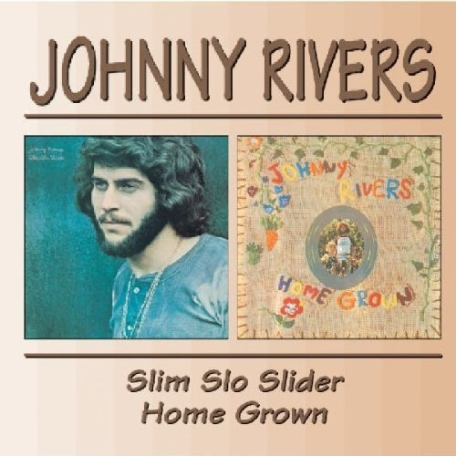 Johnny Rivers Slim Slo Slider Home Grown Import Gbr 2 CD