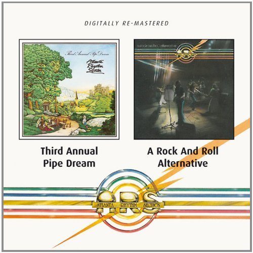 Atlanta Rhythm Section Third Annual Pipe Dream Rock & Import Gbr 2 On 1 Remastered