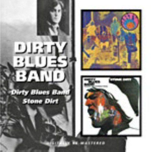 Dirty Blues Band Dirty Blues Band Stone Dirt Import Gbr 2 On 1