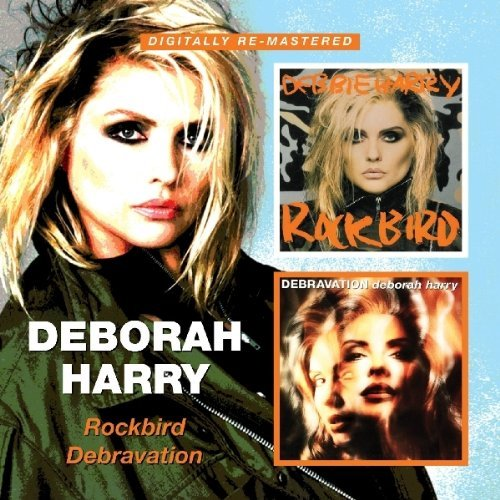 Harry Deborah Rockbird Debravation Import Gbr 2 CD Remastered