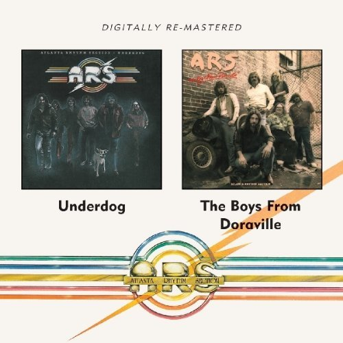 Atlanta Rhythm Section Underdog Boys From Doraville Import Gbr 2 CD
