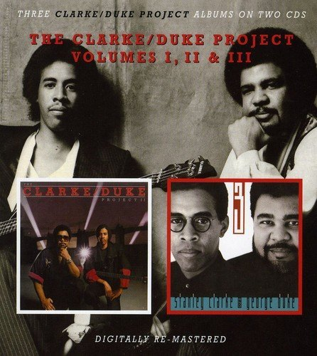 Clarke Duke Project Vol. 1 3 Import Gbr 2 CD 3 On 2 Remastered