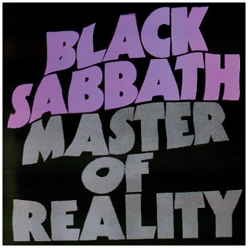 Black Sabbath Master Of Reality Import Gbr Remastered