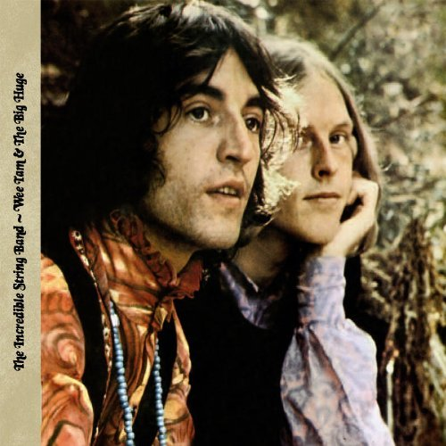 Incredible String Band Wee Tam & The Big Huge 2 CD