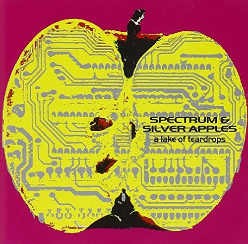 Spectrum Silver Apples Lake Of Teardrops Import Gbr