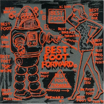 Best Foot Forward Best Foot Forward Import Aus CD Album