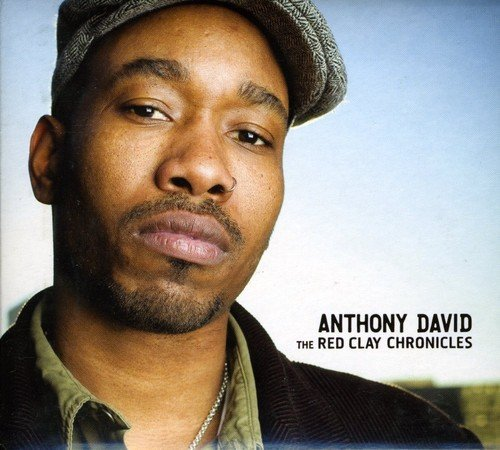 Anthony David Red Clay Chronicles Import Gbr