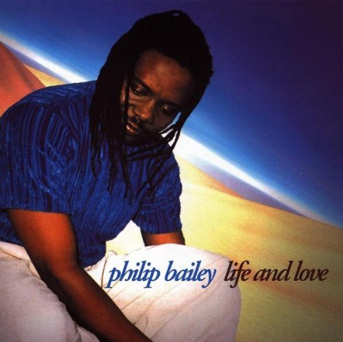 Philip Bailey Life & Love Import Hkg Incl. Bonus Tracks