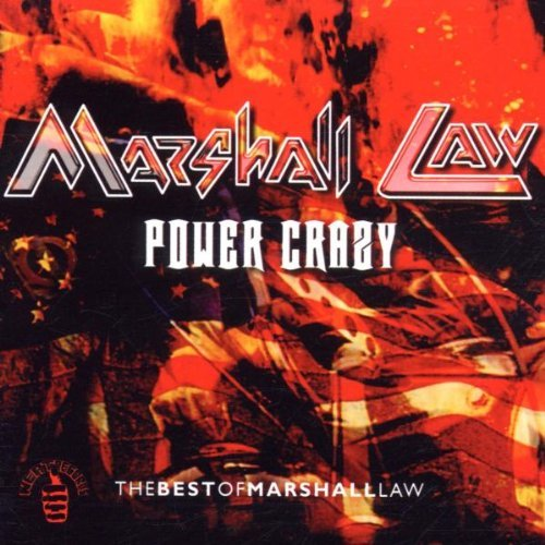 Marshall Law Power Crazy Best Of Import Eu