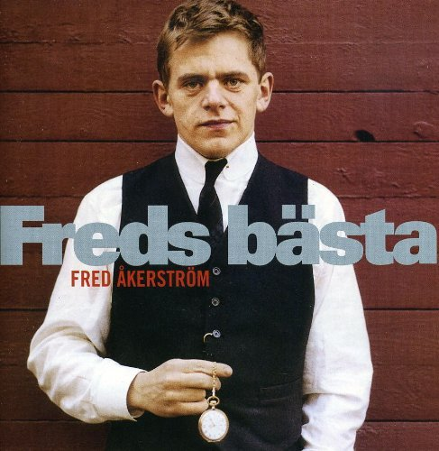 Fred Akerstrom Freds Basta Import Eu 2 CD Set