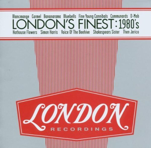 London Records Finest 80's Col London Records Finest 80's Col Import Gbr