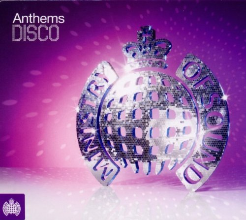 Ministry Of Sound Anthems Disco Import Eu 3 CD