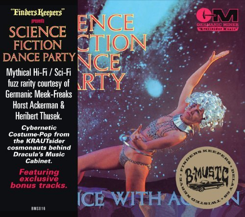 Science Fiction Dance Party Dance With Action