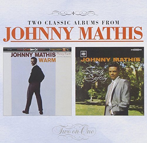 Johnny Mathis Warm Swing Softly Import Gbr 2 On 1