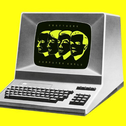 Kraftwerk Computer World Remastered Import Gbr