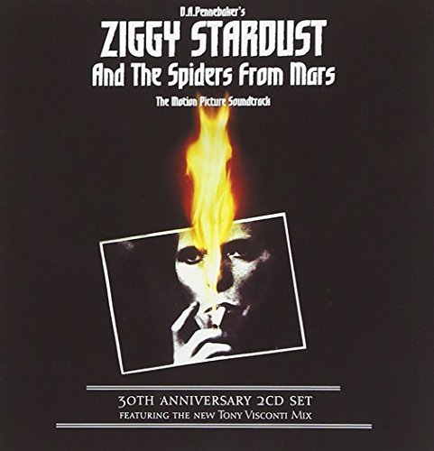 David Bowie Ziggy Stardust & The Spiders F Import Eu 2 CD