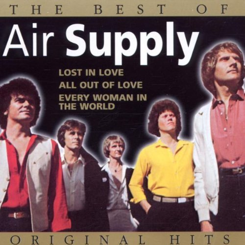 Air Supply Best Of Air Supply Import Bel
